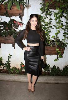 Actress Model Sunny Leone Latest Pictures at Ek Paheli Leela Special Screening  10.JPG