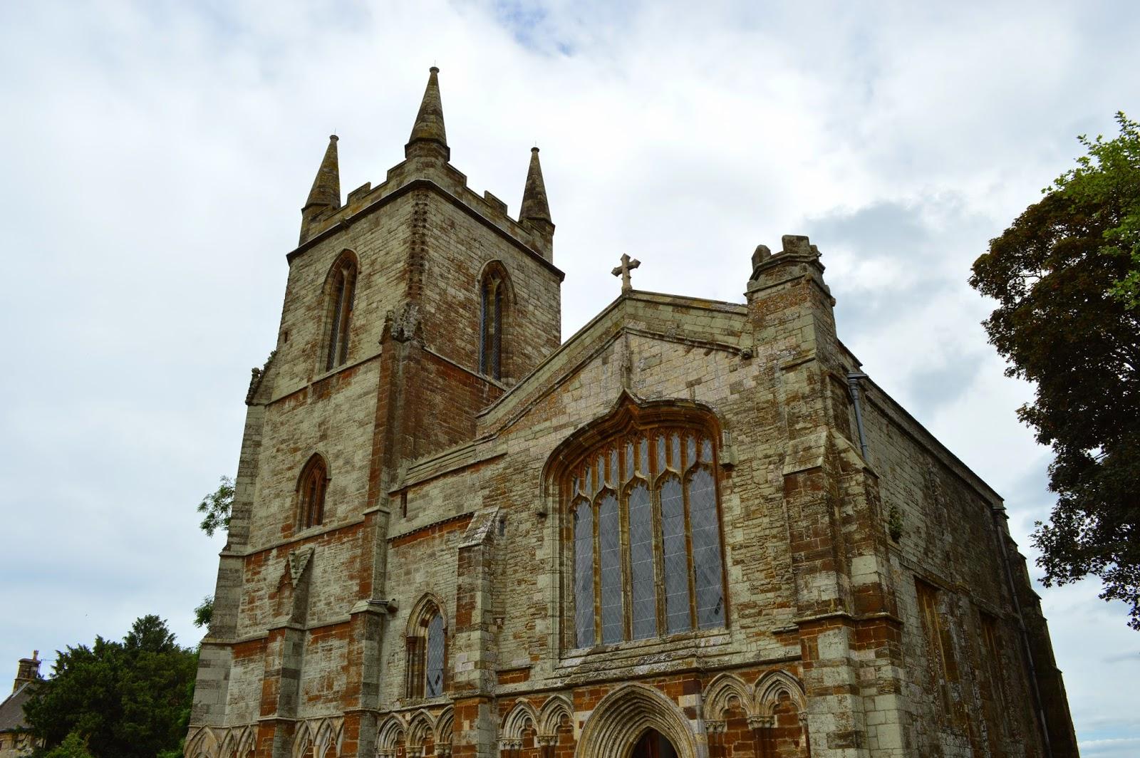 Canons Ashby, historical building, House and gardens, Drydan family, garden, Tudor brick, Jacobean Plaster, travel lodge, shepherd boy statue, photo, photograph, visit, day trip, church, priory