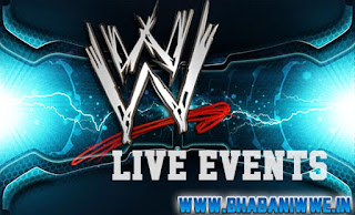 Result » WWE Live Event - January 17 2013 From Anchorage, Alaska