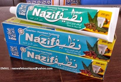 UBAT GIGI NAZIF ( RM6.89 )