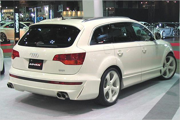 audi q7 2012 model. New Audi Q7 2012