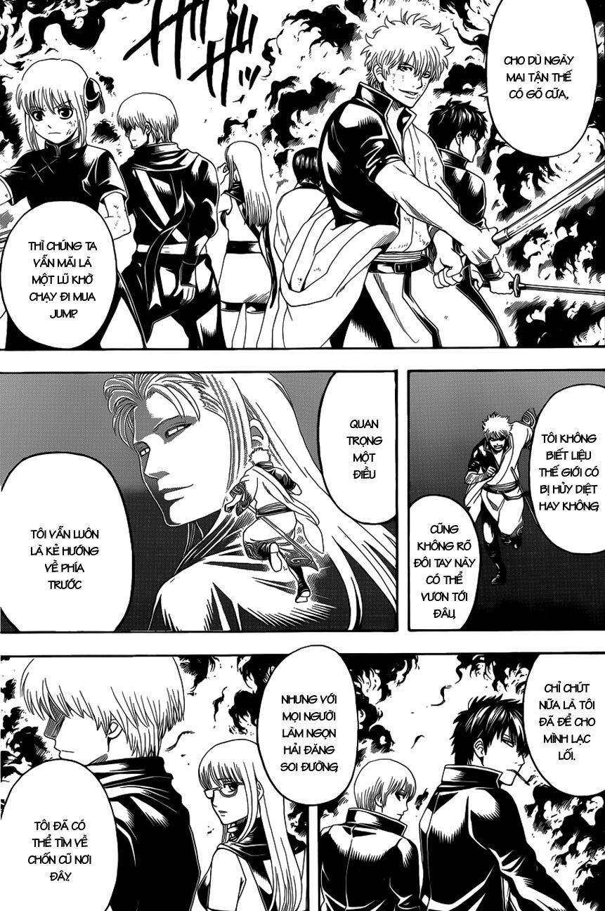 Gintama Chap 608 - Trang 9