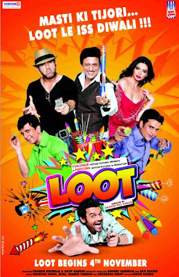 Loot (2011) DVD Rip 650 MB, loot, loot dvd cover, blu ray dvd cover