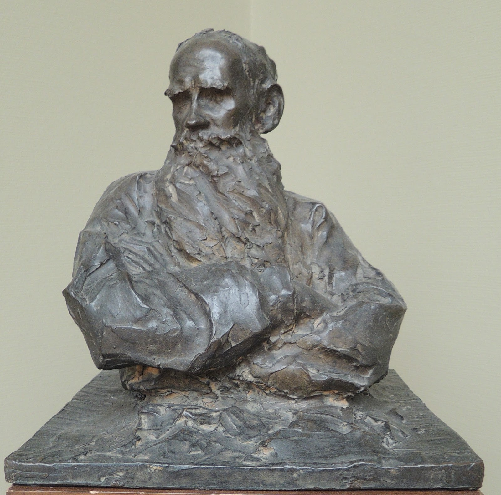 Paolo Troubetzkoy Lev Tolstoy