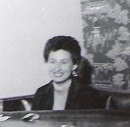 Gloria Felice at the Piano