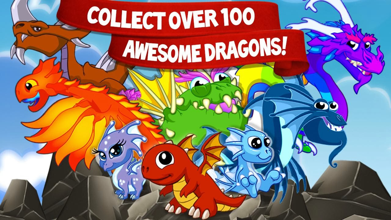 DragonVale android game apk