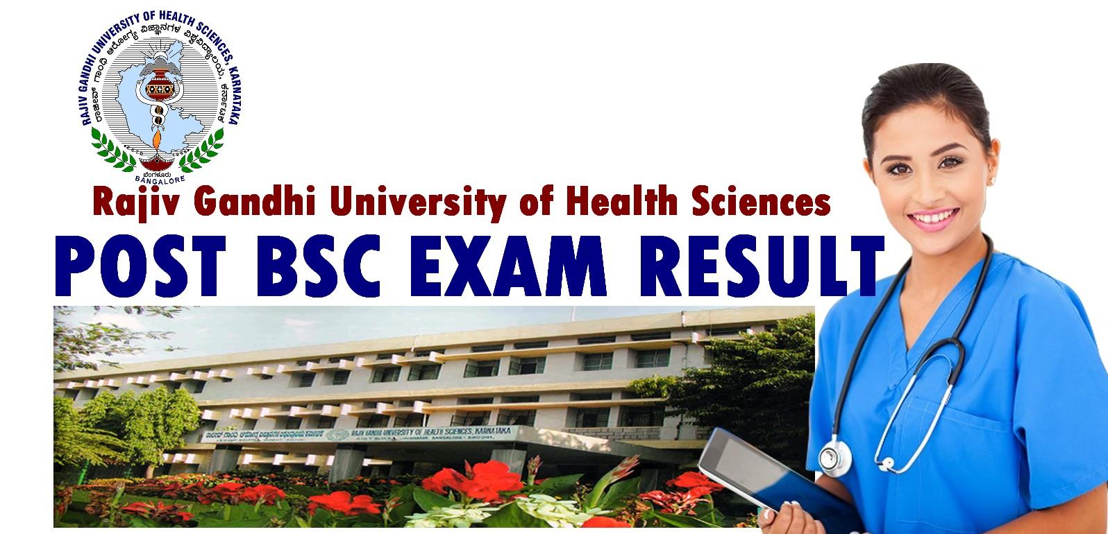rajiv gandhi university of health sciences thesis