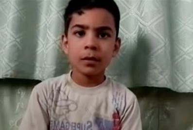 11-year-old played dead to survive Syria massacre