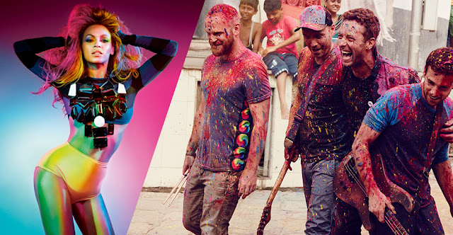 Sitio de la India revela nuevos detalles del video de Beyoncé con Coldplay.