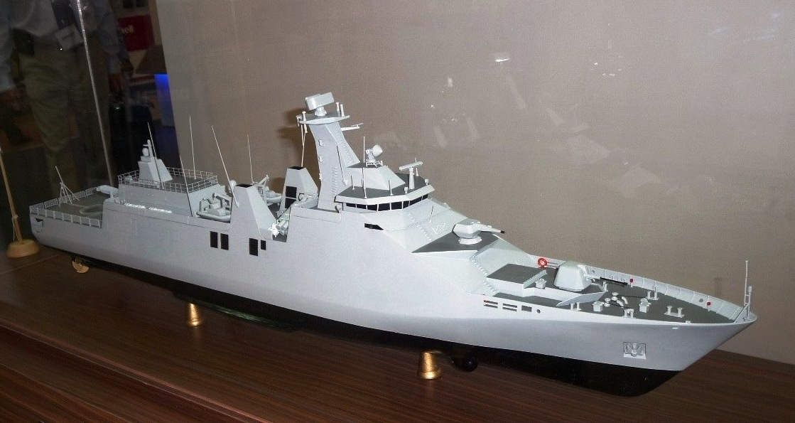 Sigma Naval Patrol and Frigates series Sigma+10514_Defense+Studies