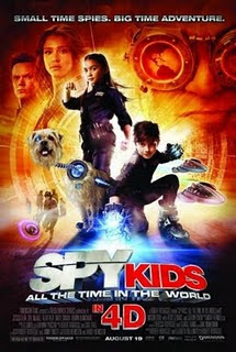 Spy Kids 4 All the time in the world (2011)