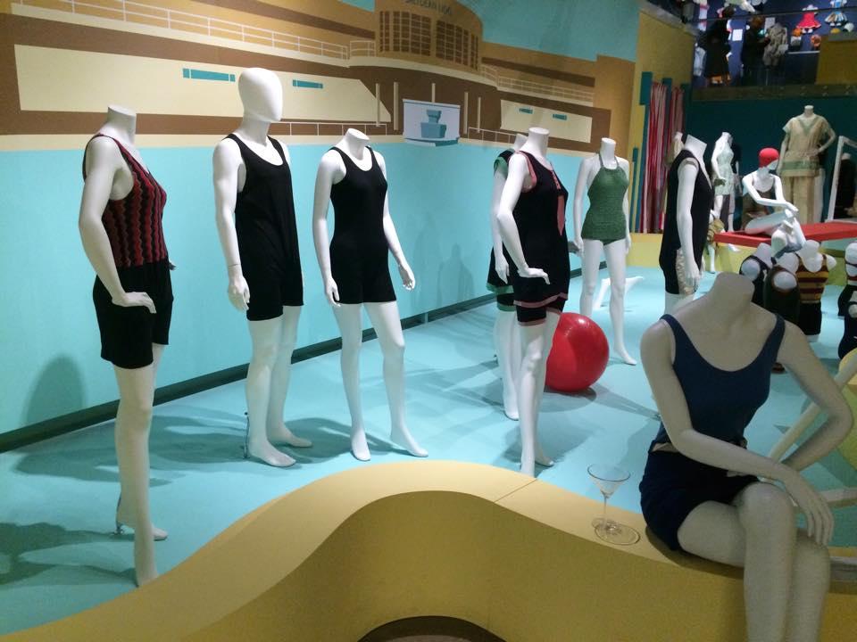 fashion blogger, fashion & textile museum, ftm