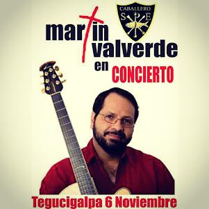 Martín Valverde en Concierto