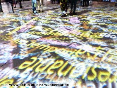 fetival of lights, berlin, illumination, 2012, potsdamerplatz