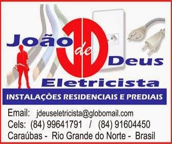 João de Deus Eletricista