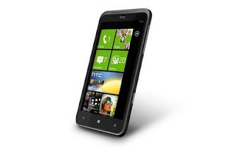 HTC Titan HP windows Phone