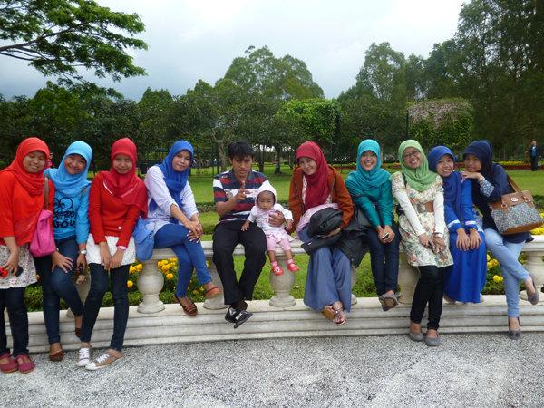 Foto di Taman Bunga Nusantara
