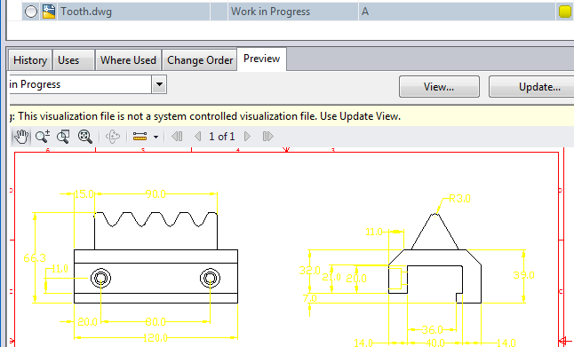 how to open dwf file in autocad