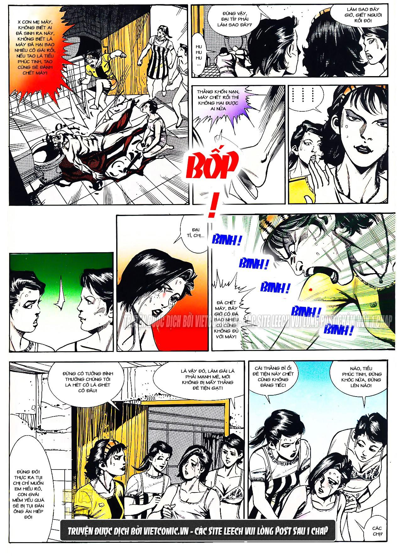 Cổ Hoặc Nữ Chap 16 - Next Chap 17