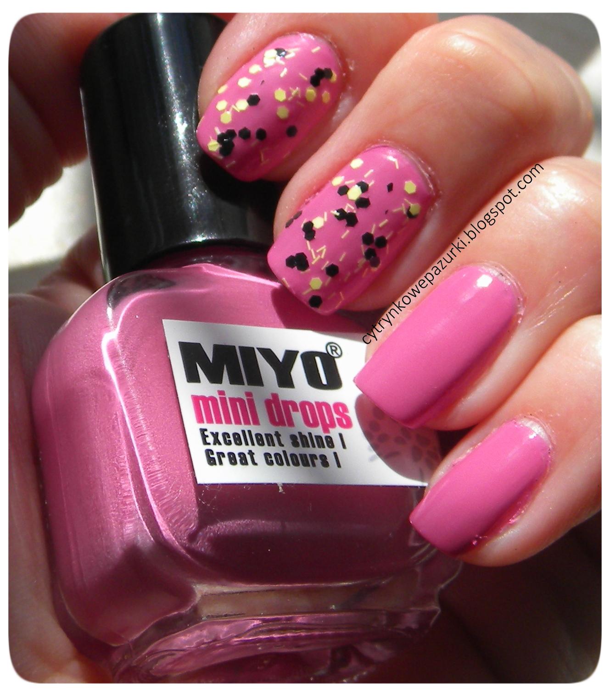 Poniedziałki z Miyo Mini Drops Fressia Fun 172 i GR Carnival 17