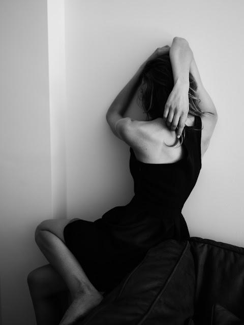 Elise Crombez by Annemarieke van Drimmelen for Rika Magazine 2012