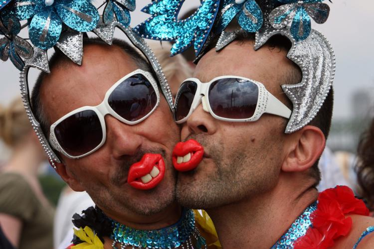 Гомосексуалисты фото