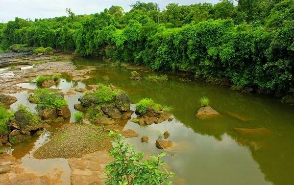 Zamzeer waterfall