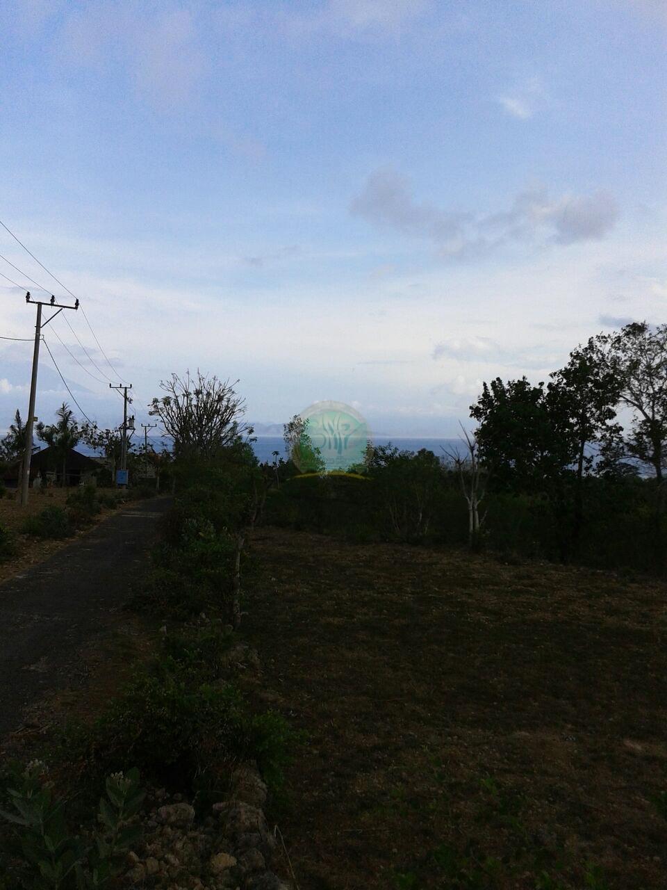 Parkir Villa tegal cupek kerobokan badung