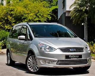 Ford Galaxy 2016 Test Reviews