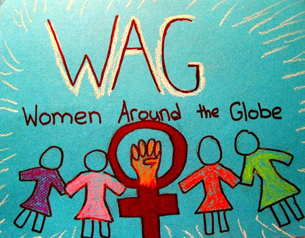WAG-Women Around the Globe