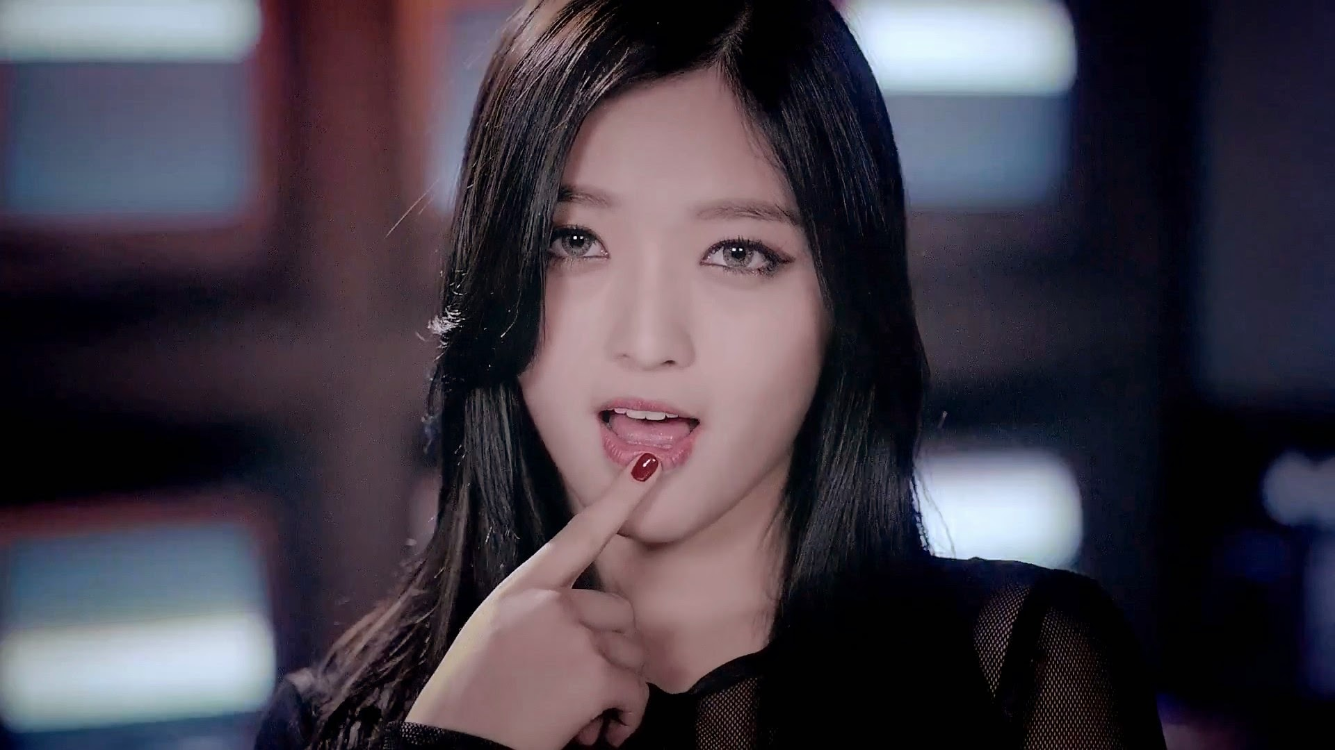 AoA Chanmi Like A Cat