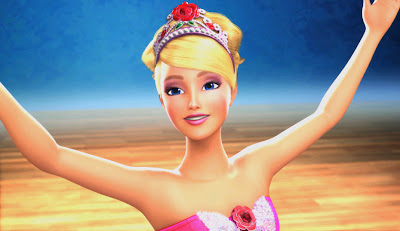 gambar kartun boneka barbie