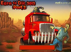 Earn to Die 2012 Part 2