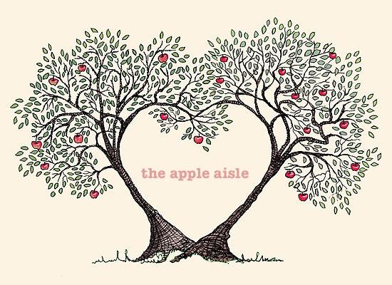 the apple aisle