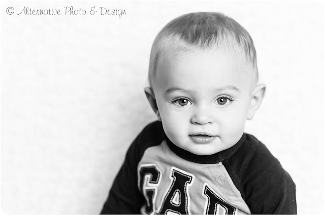 Totally Adorable {T} 9 Month Session | Baby Photographer Janesville, WI