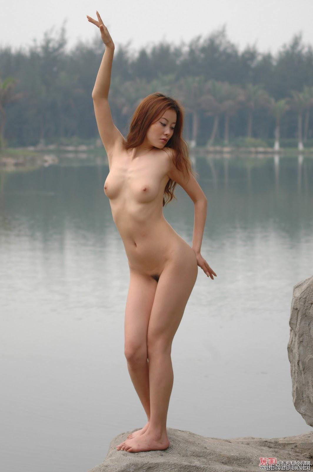 01 Ảnh nude người mẫu Trung Quốc