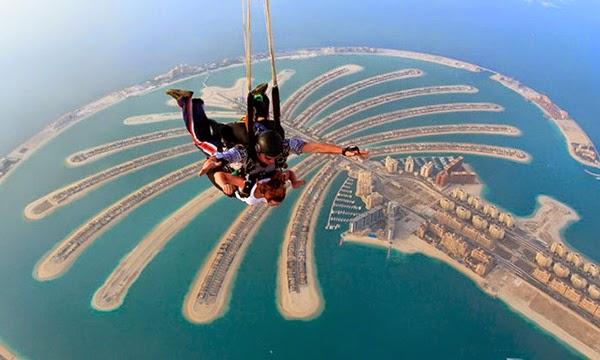 Keajaiban dan kemewahan Dubai