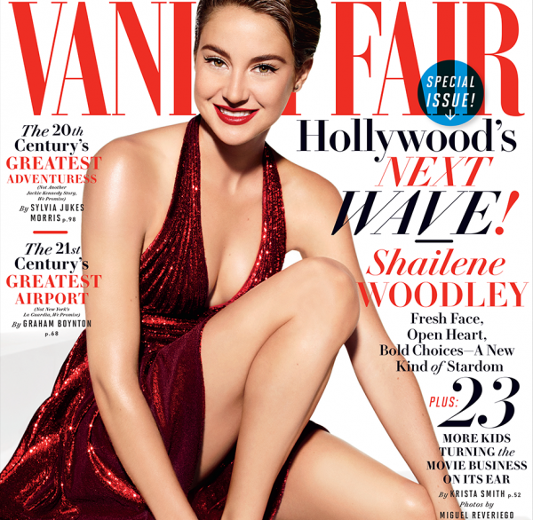 Young Hollywood : Vanity Fair誌 Next Wave 2014 今注目の若手俳優は?