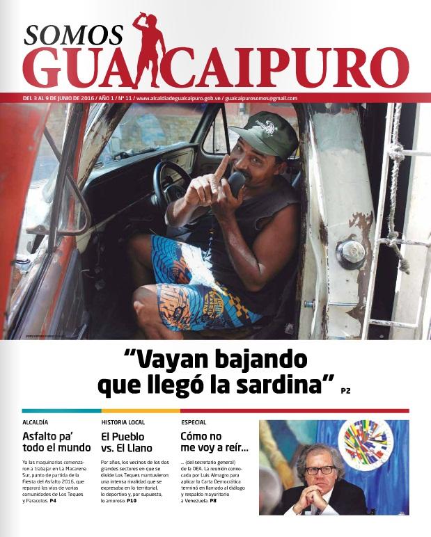 Somos Guaicaipuro 11