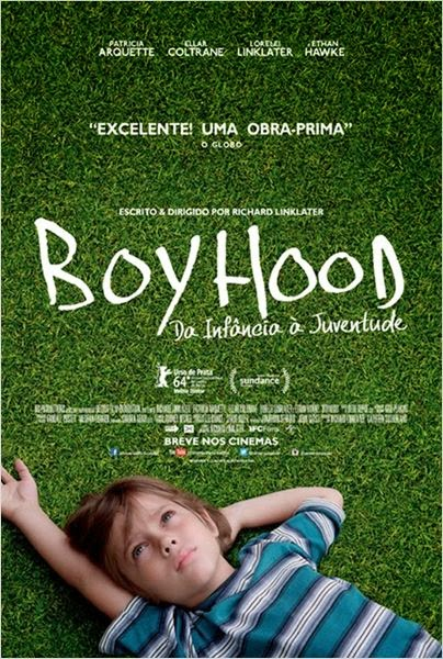 Filme Boyhood Da Infância à Juventude Dublado AVI BDRip