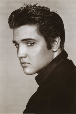 music: elvis presley