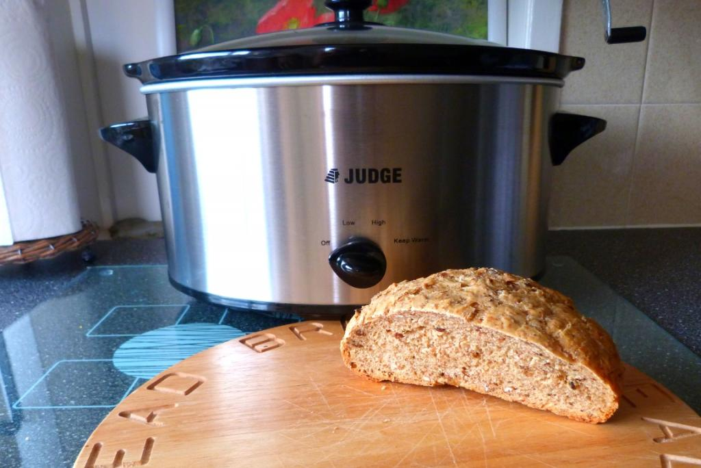 how to cook bread in slow cooker