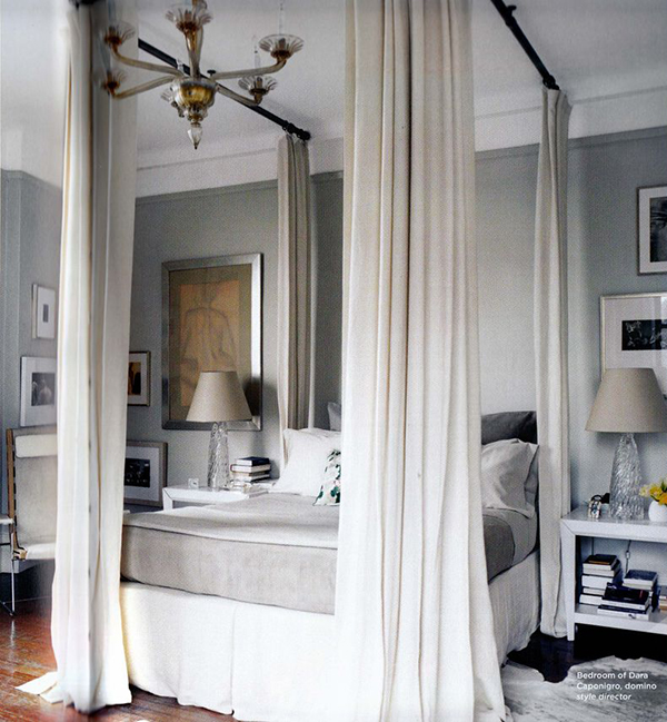Canopy Bed Curtain diy file:: curtain rod canopy bed - fuji files