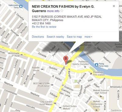 New Creation Fashion - Makati