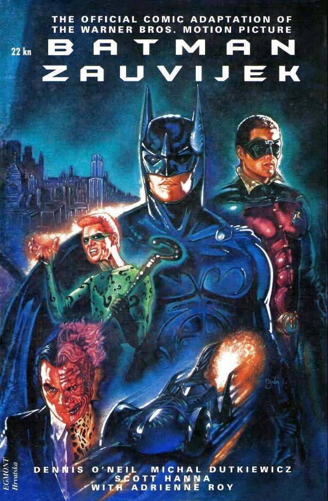 Betmen Batman+Zauvijek