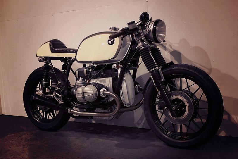 Favorit Eleven BMW R100 by Kevils ~ Return of the Cafe Racers MM39