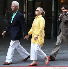 Bill and Hillary Aug 2011