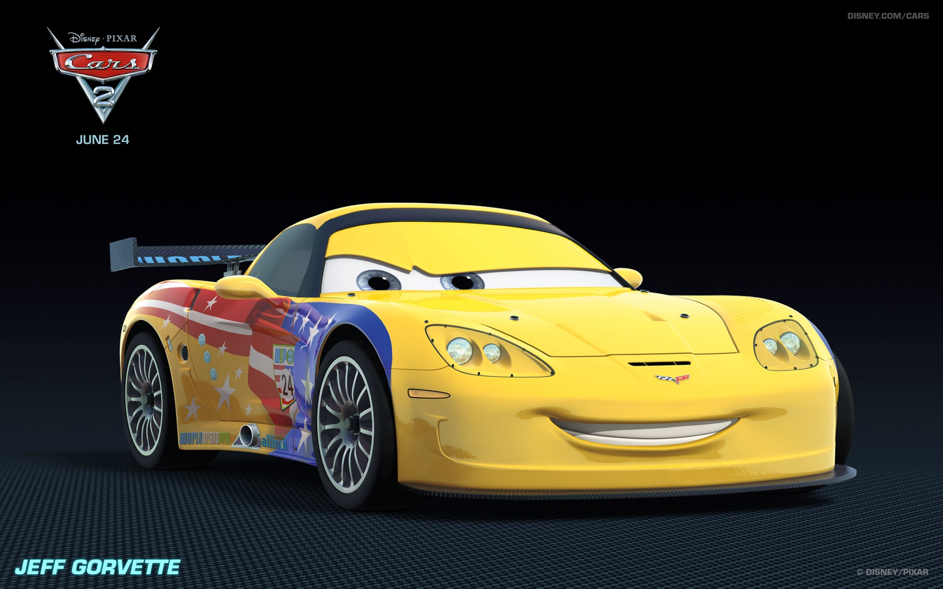 Cars 2 Wallpapers and Theme for Windows 7 | WallpaperDeck