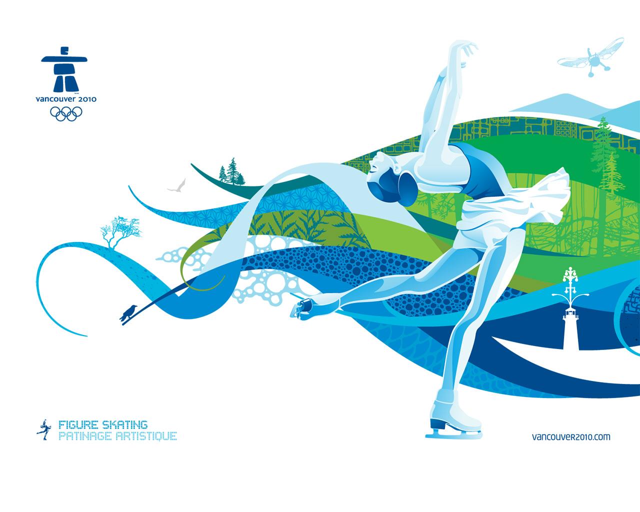 Figure Skating Clip Art