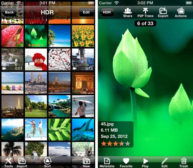 Photo Manager Pro - iOS 8 Photo Manager